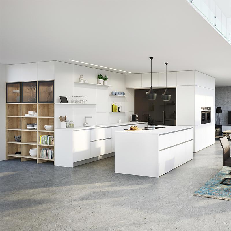 VIDA Küchenwand mit Spüle