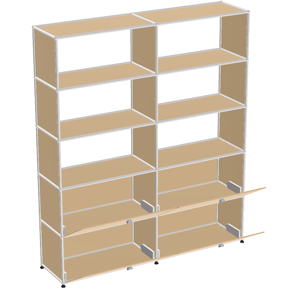 Preview of USM Beige Bookshelf