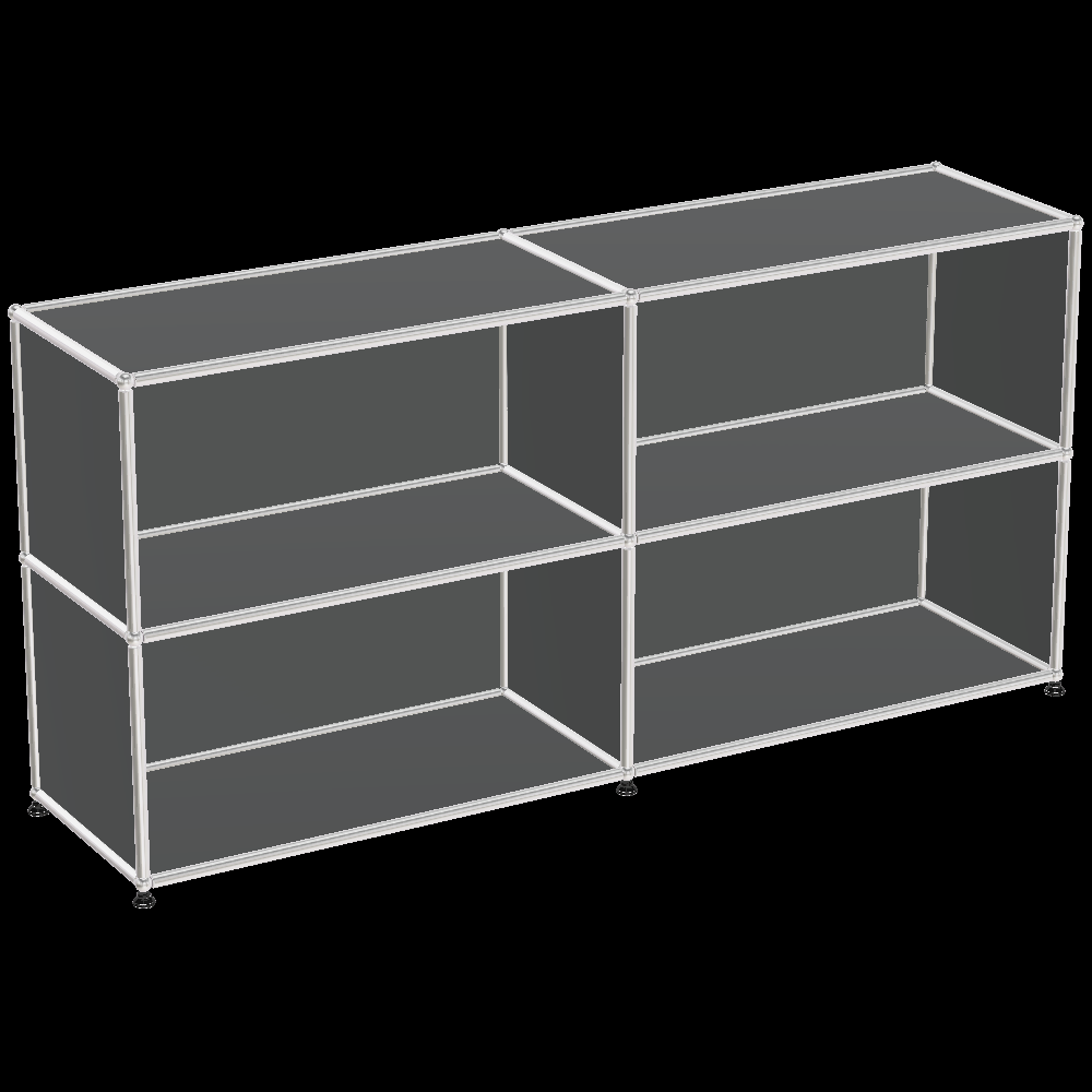 Preview of USM Mid-Grey Shelf