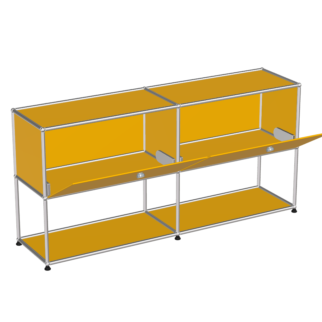 Preview of USM Yellow Highboard
