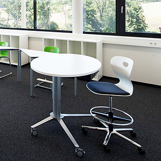 Free Try Out Of Stand Up Adjustable Table From Mayr
