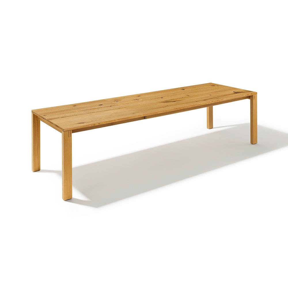 magnum Auszugtisch, 50 cm Einlegeplatte